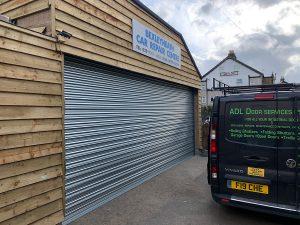 Roller garage doors essex